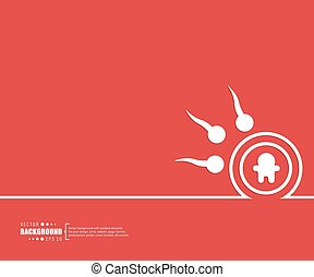 Abstracción de concepto creativo vector de fondo. Para solicitudes web y móviles, diseño de plantilla de ilustración, infográfico de negocios, folleto, cartel, presentación, poster, portada, folleto, documento