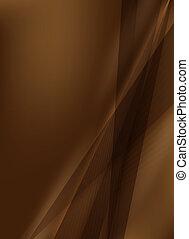 Abstracción de fondo marrón