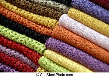 Abstracción de lana
