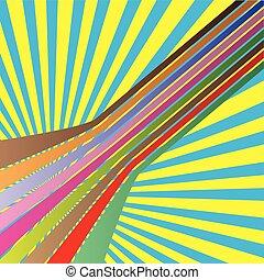 Abstracción de las líneas. Vector