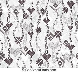 Abstracción de patrón geométrico