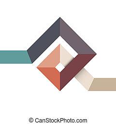 Abstracción geométrica para el diseño