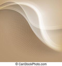 Abstracto fondo beige
