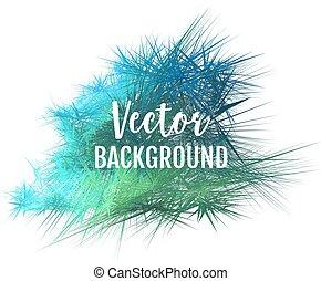 Abstracto vector azul vector backgound