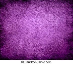 Abstrae el pasado púrpura o papel con textura grunge