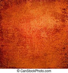 Abstrae el pasado rojo o papel con textura grunge