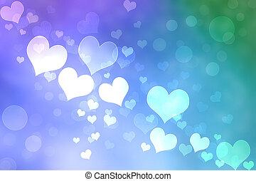 Abstrae la luz del corazón