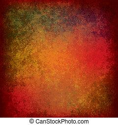 Abstrae la textura roja sucia