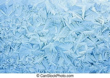 Abstrae los antecedentes de congelación