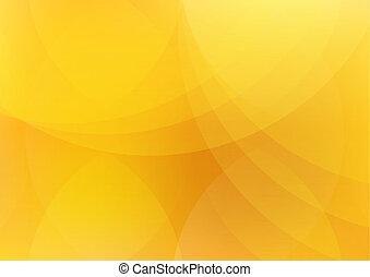 Abstrae papel de fondo naranja y amarillo