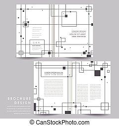 Abstraer el diseño de la plantilla de media página