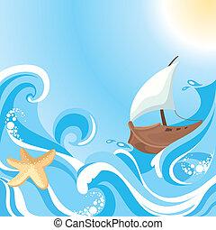 Abstraer el fondo del mar