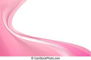 Abstraer el rosado fondo suave