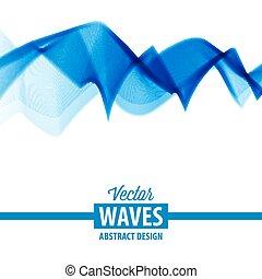 Abstraer el vector de onda de color suave
