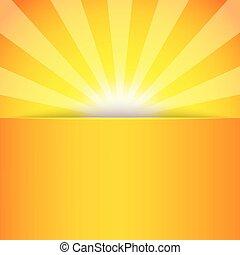 Abstraer la bandera solar