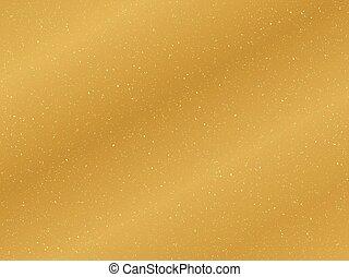 Abstraer la ilustración del vector de fondo dorado