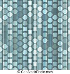 Abstraer las células azules
