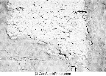 Abstraer medio vector de fondo blanco