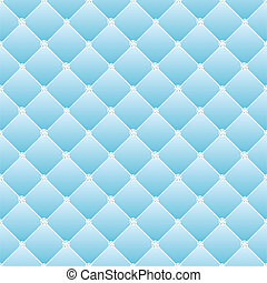 Abstraer tapicería en un fondo azul