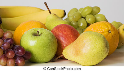 abundancia, fruta