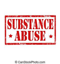 abuse-stamp, sustancia