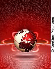 Acción tecnológica mundial