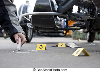 Accidente forense