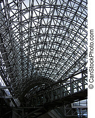 acero, estructura