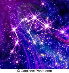 acuario, constelación
