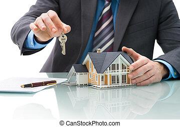 Acuerdo de compra para la casa