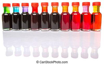 Aditivos de color de comida