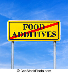 Aditivos de comida prohibidos