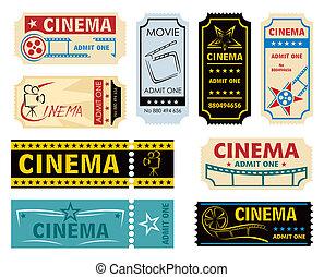 Admisión de películas
