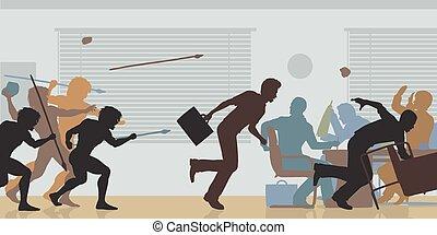Adquisición corporativa agresiva