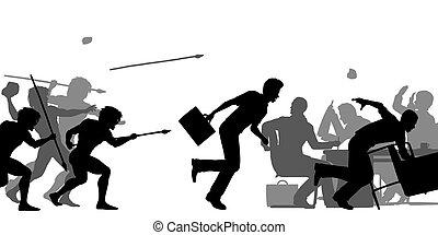 Adquisición empresarial hostil