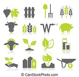 agricultura, icono