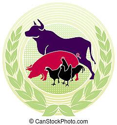 agricultura, sello