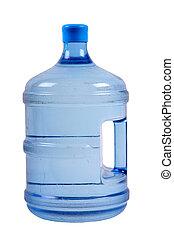 Agua en botella