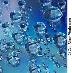 agua, gotitas