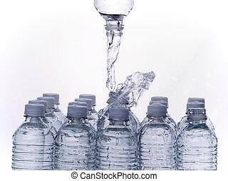 Agua hervida