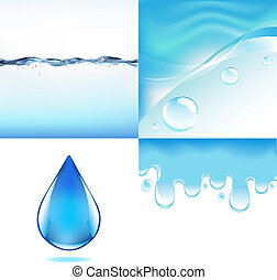 Agua lista