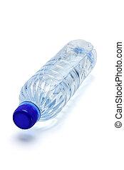 Agua mineral hervida