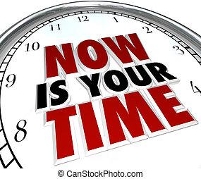 Ahora es tu hora de hacer brillar el reconocimiento del reloj que mereces