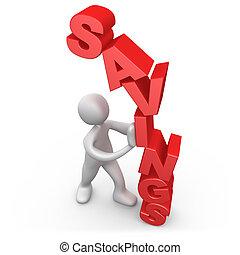 ahorros