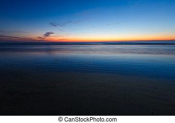 Al amanecer del Atlántico