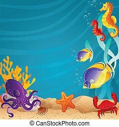 Al fondo del mar