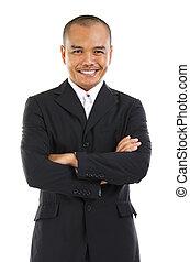 al sureste asiático, hombre de negocios