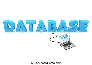 alambró, base de datos