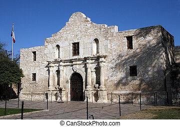 Alamo en San Antonio, Texas