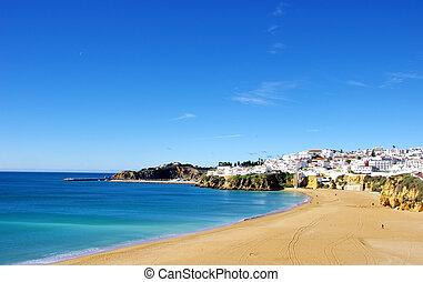 Albufeira, región de Algarve, Portugal